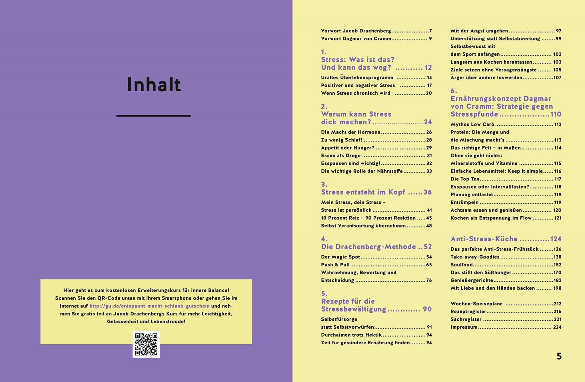 Inhaltsangabe Kochbuch