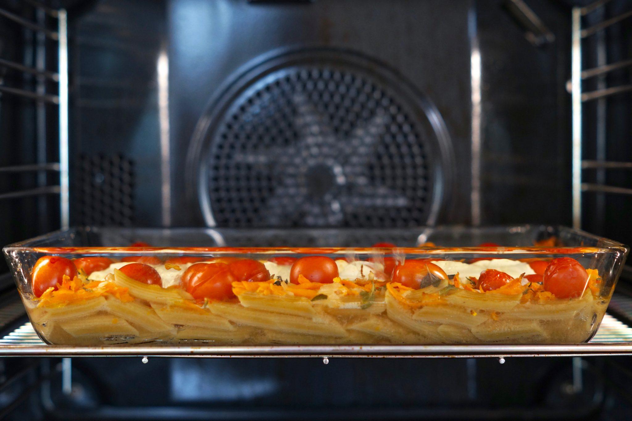 Baked-Feta im Ofen
