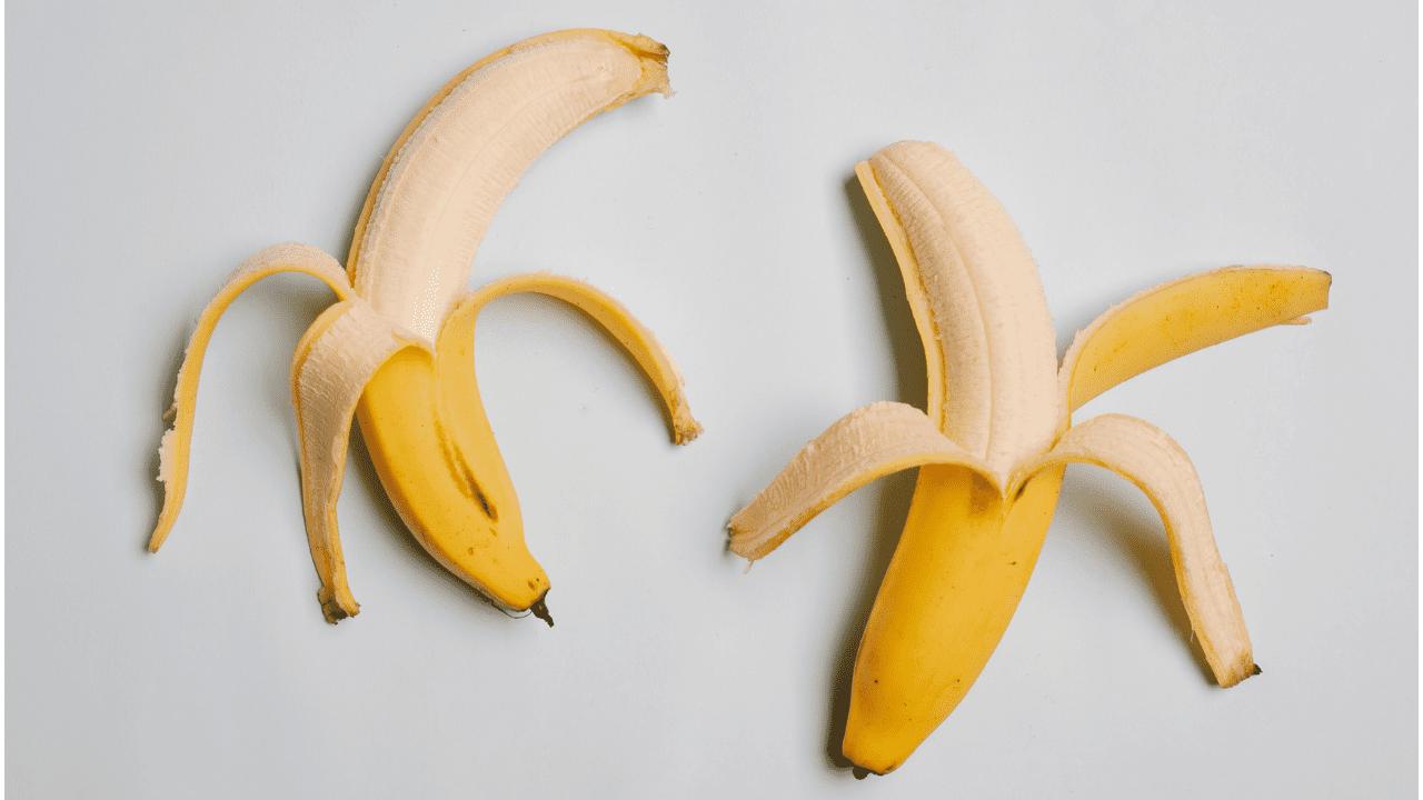 Bananen Bananenschale gesund