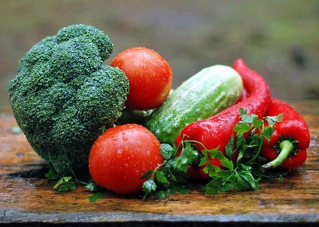 Gemüse, gesund, kalorienarm
